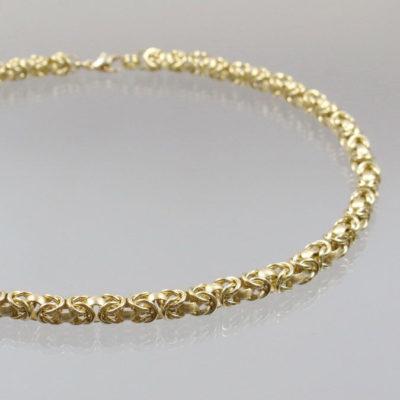 Collier Königskette 585 Gelbgold 71g